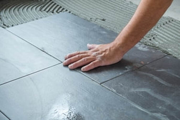 affordable underfloor heating tiling services